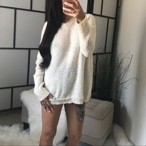 🆕 TAY V Neck Pullover Sweater